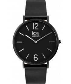 Montre Homme Ice Watch City Tanner CT.BK.41.L.16 Bracelet cuir