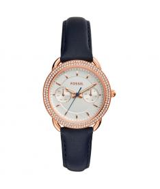 Montre Femme Fossil  es4052 Bracelet Cuir
