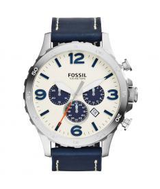 Montre Homme Fossil  jr1480 Bracelet Cuir