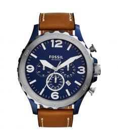 Montre Homme Fossil  jr1504 Bracelet Cuir