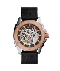 Montre Homme Fossil Automatique me3082 Bracelet Cuir