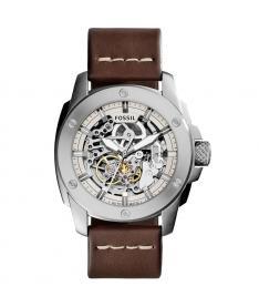 Montre Homme Fossil Automatique me3083 Bracelet Cuir