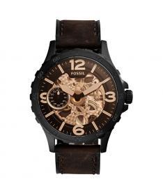 Montre Homme Fossil Automatique me3127 Bracelet Cuir