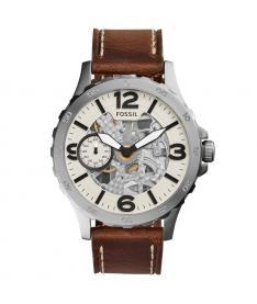 Montre Homme Fossil Automatique me3128 Bracelet Cuir