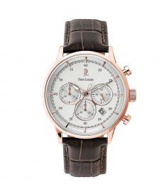 Montre Homme Pierre Lannier 225D404 bracelet cuir