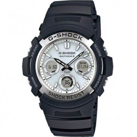 Montre Homme Casio - AWG-M100S-7AER