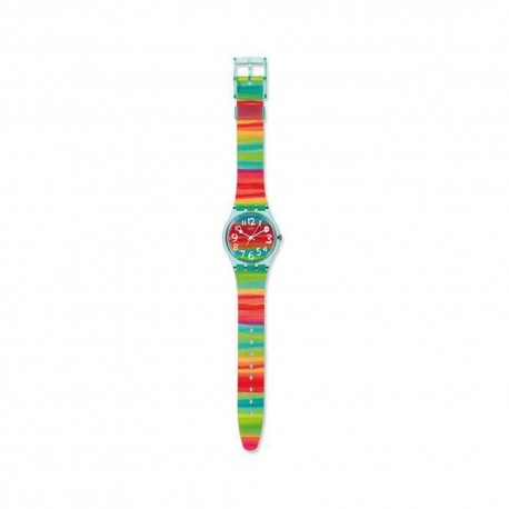 Montre Swatch Color the sky mixte GS124