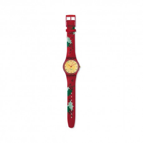 Montre Swatch holly Joy mixte GZ189
