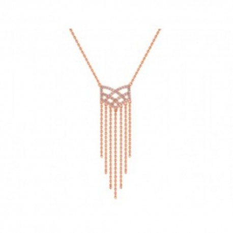 Collier femme EOL collection Arrow en plaqué or rose TSCM09Z45
