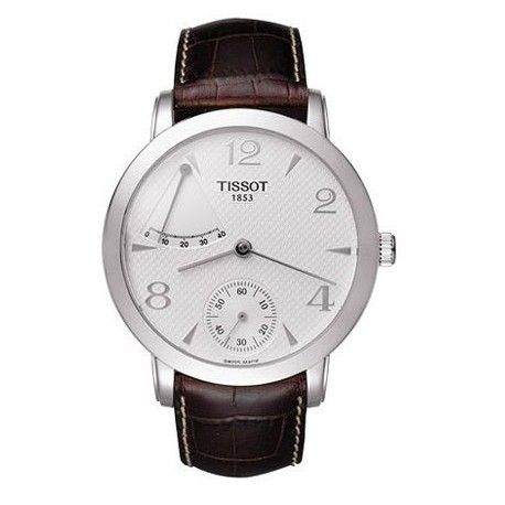 Montre Homme Tissot Or Sculpture Line T71546134