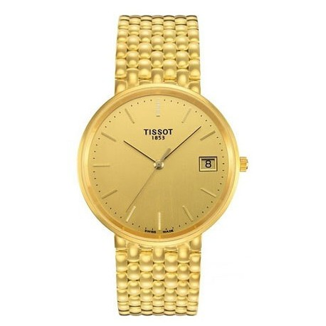 Montre Mixte Tissot Or Goldrun T73340321
