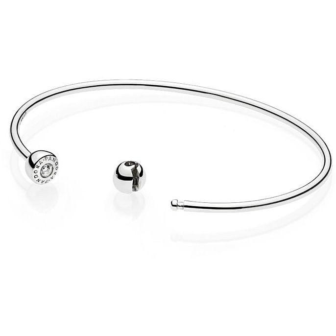 Bracelet Pandora Jonc ouvert - Collection Essence - Taille 2 ...