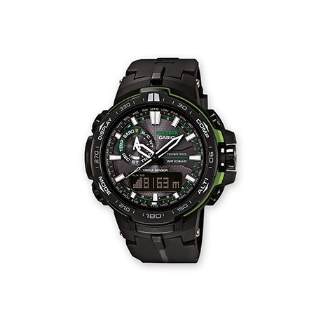 CASIO Wirst watch anadigi PRW-6000Y-1AER