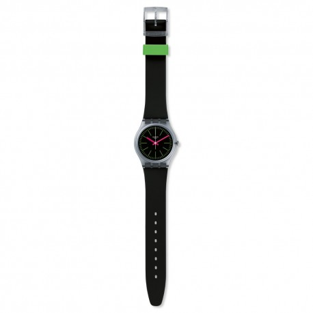 Montre Swatch Fluo Loopy pour homme GM189