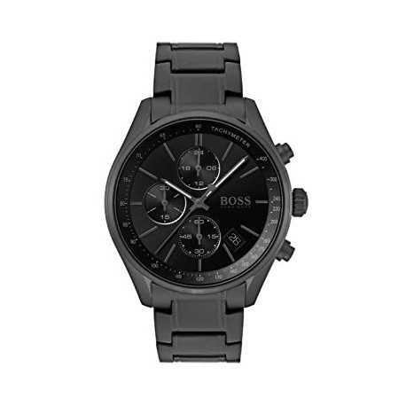 hugo boss chronographe montre homme
