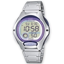 Montre Junior Casio LW-200D-6AVEF Bracelet Acier