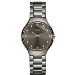 Montre Rado true thinline diamonds pour femme r27956722