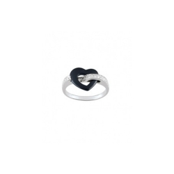 Bague Ultimate Ceramic en argent ACR003NZ