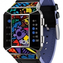 Montre The One Romero Britto Art mixte SC125B1