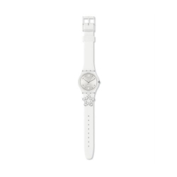 Montre Swatch pour femme Winter Frost GZ192S