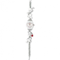 Montre Swatch shake your heart femme LK261G