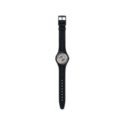 Montre Swatch my silver black mixte SFB145