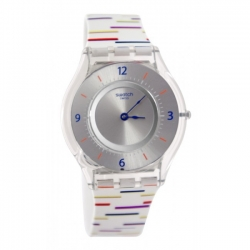 Montre Swatch thin liner mixte SFE108