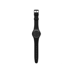 Montre Swatch black rebel mixte SUOB702