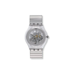 Montre Swatch lacquered mixte SUOK105FA
