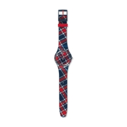 Montre Swatch color-kilt mixte SUON109