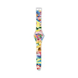 Montre Swatch flowerfool mixte SUOW126