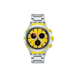Montre Swatch Lemon squash mixte YYS4002AG