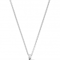 COLLIER ARGENT DTS 0,005 CT HP1