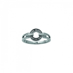 Bague multi diamants 0,02 ct fantaisie AG925