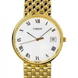 Montre Mixte Tissot Or Goldrun T73340313