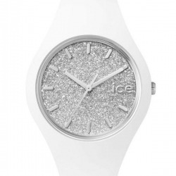 Montre Femme Ice Watch Ice Glitter ICEGTWSRSS15 Bracelet Silicone