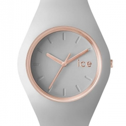 Montre Femme Ice Watch Ice Glam ICEGLWDUS14 Bracelet Silicone