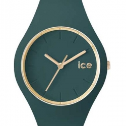 Montre Femme Ice Watch Ice Glam ICEGLUCHUS14 Bracelet Silicone