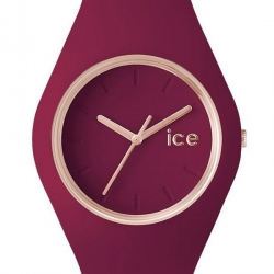 Montre Femme Ice Watch Ice Glam ICEGLANEUS14 Bracelet Silicone