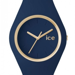 Montre Femme Ice Watch Ice Glam ICEGLTWLUS15 Bracelet Silicone