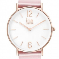 Montre Femme Ice Watch City Tanner CT.PRG.36.L.16 Bracelet cuir
