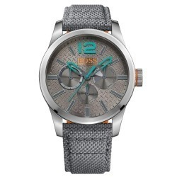 Montre Homme Boss Orange Paris 1513379 Bracelet Textile